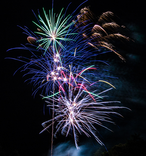 Fireworks Display Hire Melbourne & Geelong | Pyrotechnics